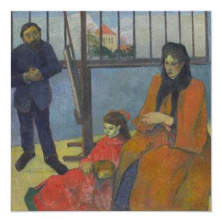El estudio de Schuffenecker de Paul Gauguin Comunicados