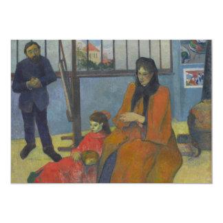 El estudio de Schuffenecker de Paul Gauguin Comunicado Personalizado