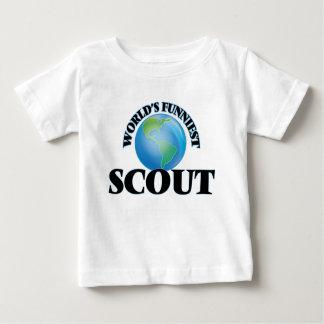 El explorador más divertido del mundo camiseta