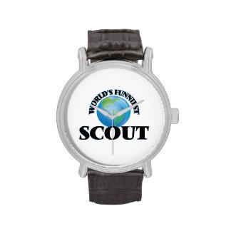 El explorador más divertido del mundo relojes de pulsera