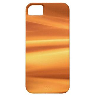 El extracto colorea el oro Stram iPhone 5 Case-Mate Cobertura