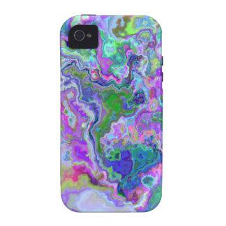 El extracto colorea TPD Vibe iPhone 4 Carcasa