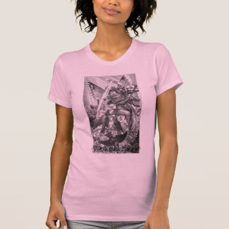El Faerie de Reiki Camisetas