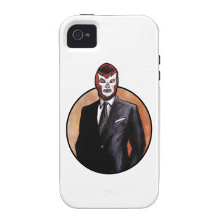 EL Fantastico a solas Vibe iPhone 4 Carcasa