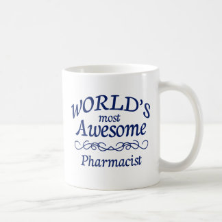 El farmacéutico más impresionante del mundo taza clásica
