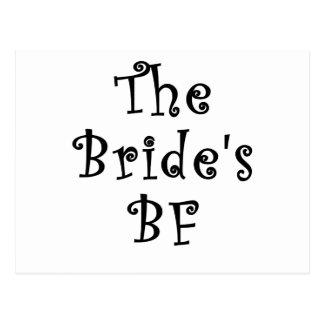 El FB de las novias Postal