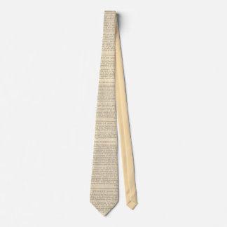 El federalista empapela # el lazo 74 corbatas