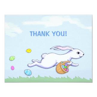 El fiesta de Pascua del funcionamiento del conejo Anuncio