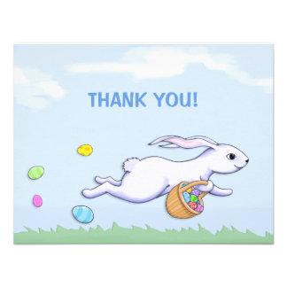 El fiesta de Pascua del funcionamiento del conejo