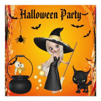El fiesta divertido de Halloween del Brew de las Comunicado