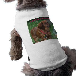 el fin de semana 202 del Memorial Day, soy la prin Camiseta Sin Mangas Para Perro