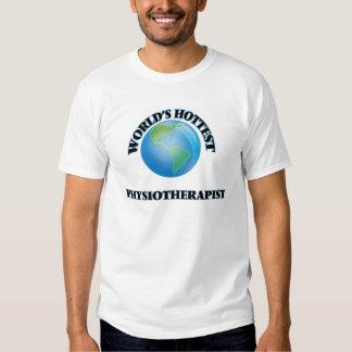 El fisioterapeuta más caliente del mundo camisetas