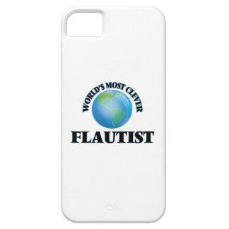 El flautista más listo del mundo iPhone 5 fundas