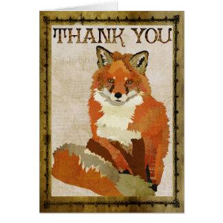 El Fox ambarino le agradece cardar Felicitaciones
