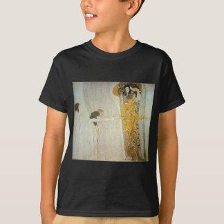 El friso de Beethoven: El anhelo para la felicidad Camiseta