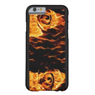 El fuego en sus ojos funda barely there iPhone 6