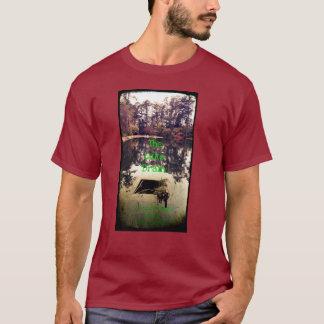 El funcionario T-Shirt© del dren del lago Camiseta