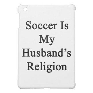 El fútbol es la religión de mi marido