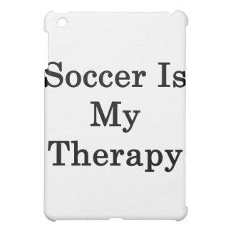 El fútbol es mi terapia
