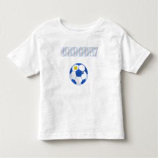 El futbol fresco de la bola de Uruguay aviva el Camiseta De Bebé