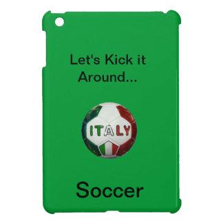 El fútbol nos dejó golpearlo con el pie alrededor… iPad mini carcasas