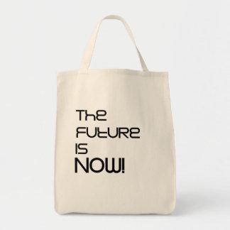 ¡El futuro ahora está! La bolsa de asas