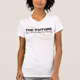 El futuro no escrito en la piedra #3 camiseta