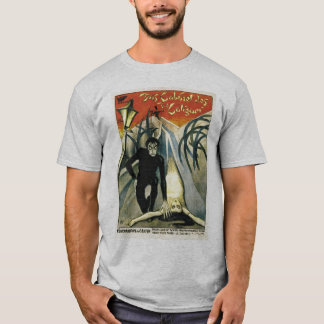 El gabinete del Dr. Caligari Camiseta
