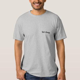 El garaje de Rick Camisetas