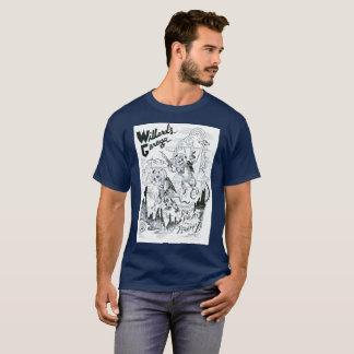 El garaje de Willard Camiseta