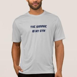 El garaje es la camiseta de mis hombres de encargo