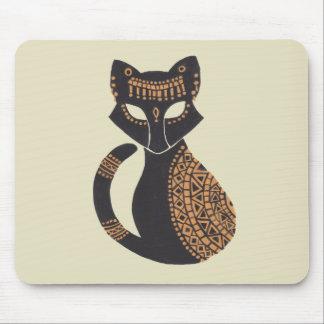 El gato egipcio alfombrilla de ratón