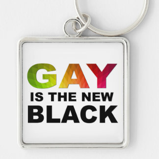 El gay es el nuevo llavero negro