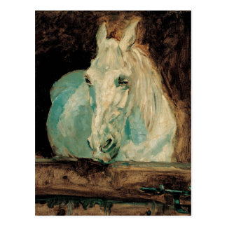 El Gazelle del caballo blanco - Enrique Postal