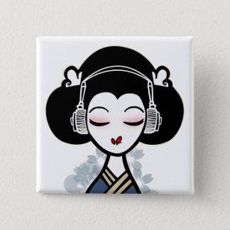 el geisha bate el botón