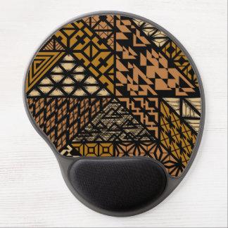 """El gel Mousepad de la cultura"" (Brown) Alfombrilla Gel"