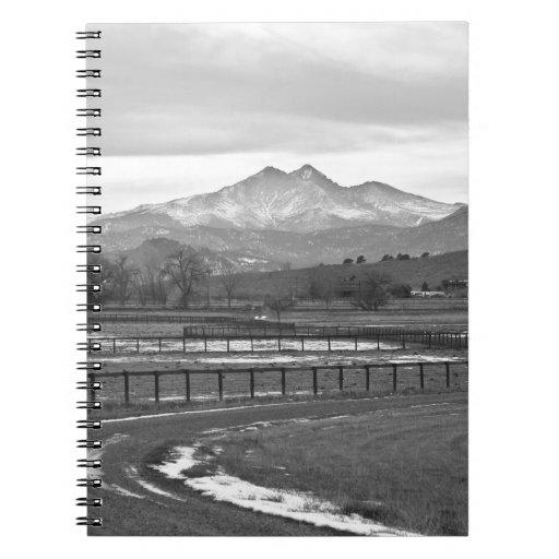 El gemelo enarbola el Mt más manso y desea país má Libros De Apuntes Con Espiral