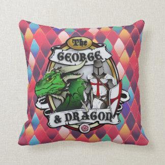 El George y la almohada del dragón (fuego)