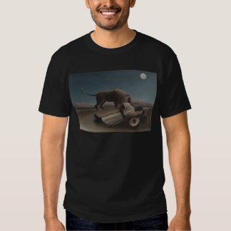 El gitano durmiente de Henri Rousseau Camiseta