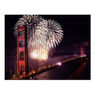 El Golden Gate celebra las 75.as postales del