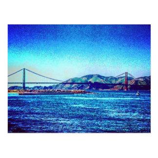 El Golden Gate corrige la postal