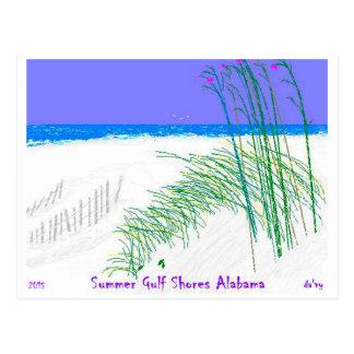 El golfo 2015 apuntala Alabama Postal