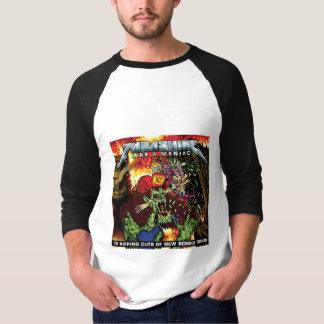 El GOLPEAR COMO una camisa oficial MANIACA