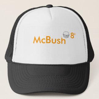 El gorra 2008 de McBush - no lo deje hamburgler