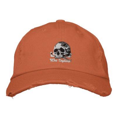 El gorra bordado original de Taylors Gorra De Beisbol