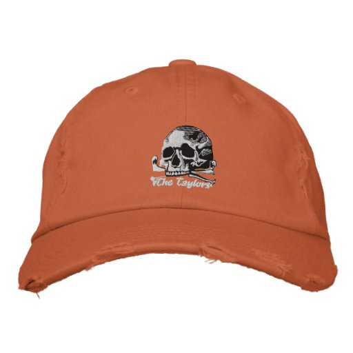 El gorra bordado original de Taylors Gorra De Béisbol Bordada