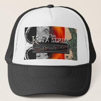 El gorra de la serie y de la marca de Kota