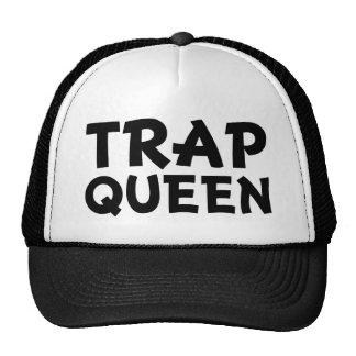 El gorra de la trampa de las mujeres divertidas de