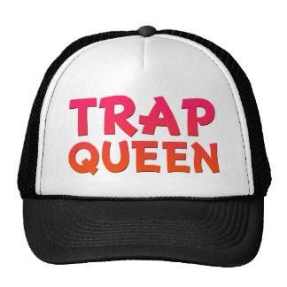 El gorra de las mujeres divertidas de la reina de