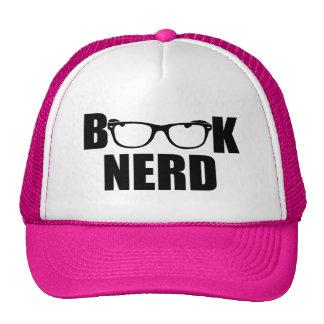 El gorra de las mujeres divertidas del empollón